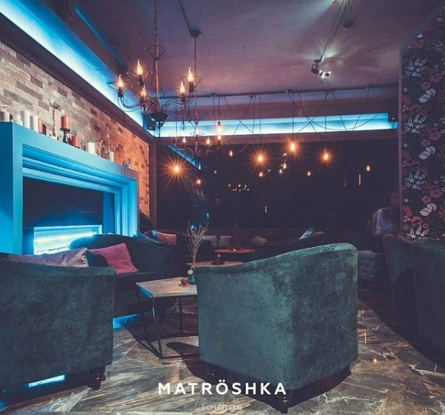 MATRЁSHKA Lounge, кальянная
